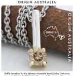 ORIGIN AUSTRALIA Branding