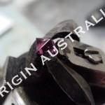 ORIGIN AUSTRALIA Polishing Pink Argyle Diamond