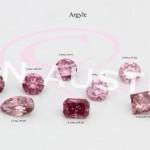 Photo ORIGIN AUSTRALIA pink argyle diamonds